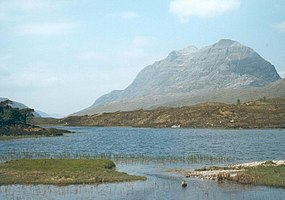 A corner of Loch Clair - geograph.org.uk - 312260.jpg