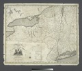 A map of the State of New York - by Simeon De Witt, Surveyor General. NYPL434396.tiff