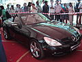A mercedes-benz at the autoshow at annauniversity in chennai.JPG