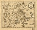 A new and accurate map of the colony of Massachusets (i.e. Massachusetts) Bay, in North America, from a late survey. LOC 2001620337.jpg