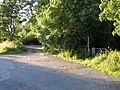 A small road leads into Thorsgill Wood - geograph.org.uk - 481953.jpg