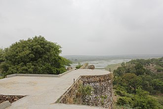 Jiran - View from the Jeeran fort