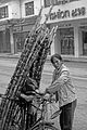 A woman is selling some cane.jpg