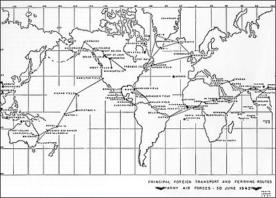 Air transport command wikipedia major trunk air routes of aaf ferrying command june 1942 publicscrutiny Images