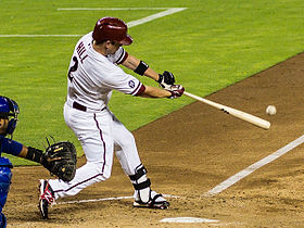 Image illustrative de l'article Aaron Hill (baseball)