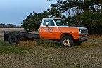 Abandoned emergency vehicle at Kelvin A. Lewis farm in Creeds 1.jpg