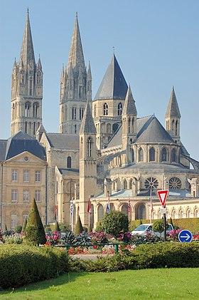 Image illustrative de l'article Église Saint-Étienne de Caen