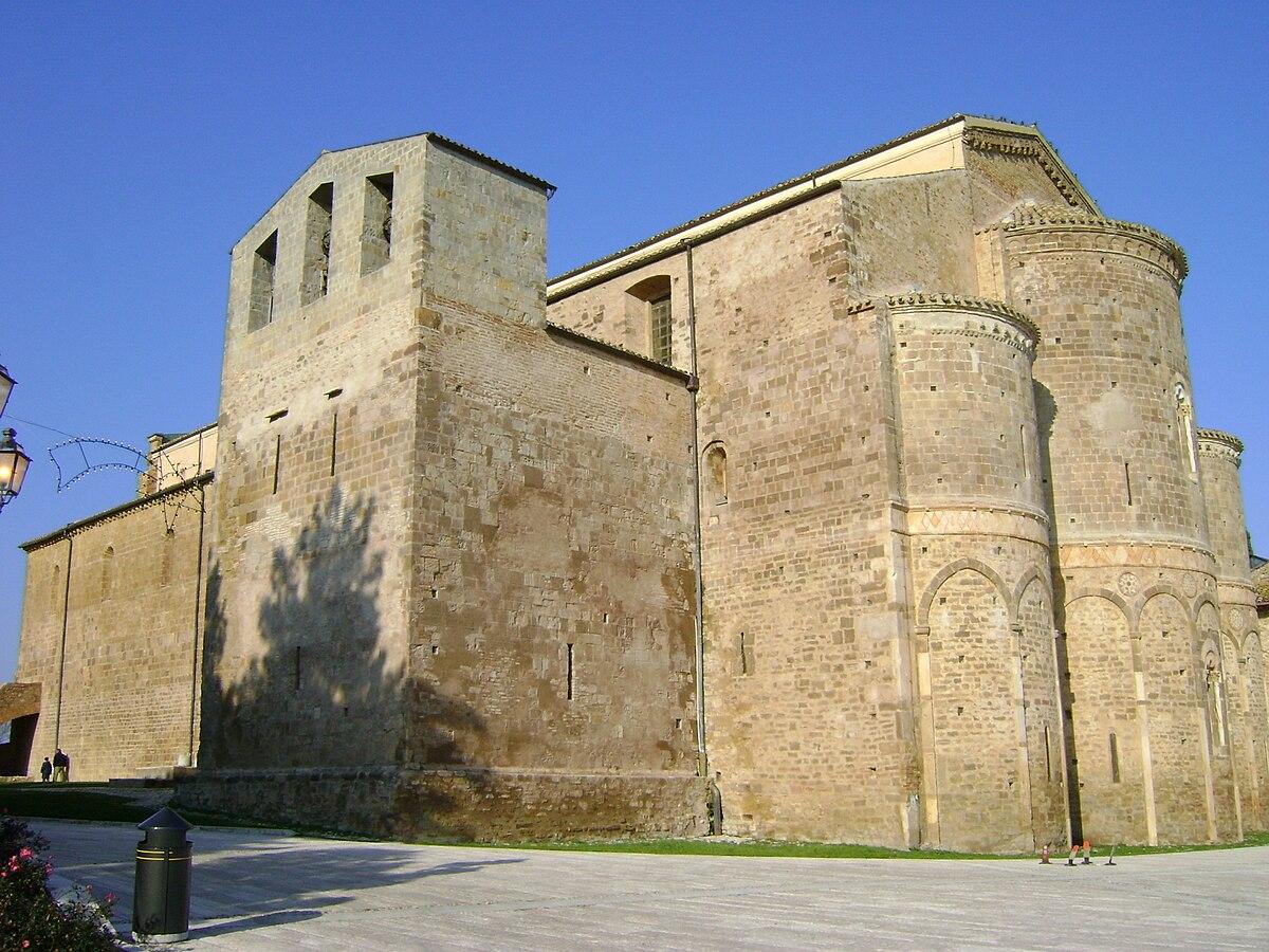 San Giovanni In Venere Abbey Wikipedia