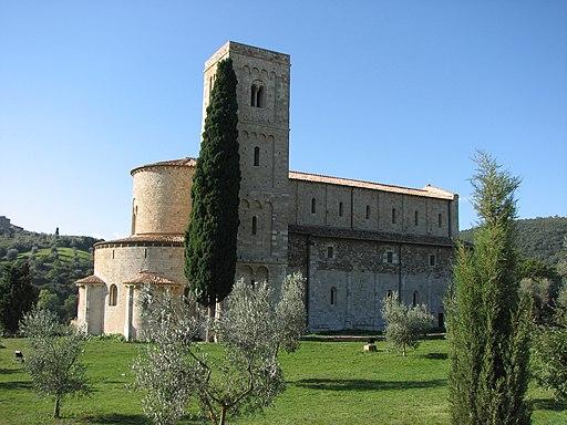 Abbazia di Sant'Antimo - 12