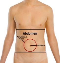 dolor parte izquierda abdomen alto