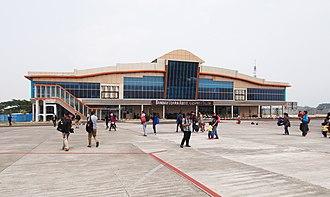 Abdul Rachman Saleh Airport - Image: Abdul Rachman Saleh Airport