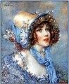 Abel Faivre - La femme en bleu.jpg