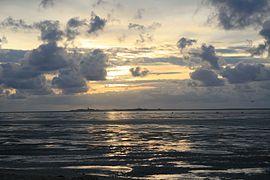 Abendstimmung im Nationalpark Niedersächsisches Wattenmeer bei Cuxhaven 13.jpg