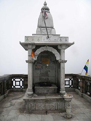Abhinandananatha - Image: Abhinandannath Tonk, Shikharji