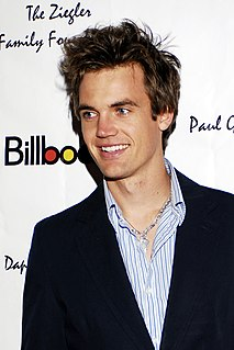 Tyler Hilton American actor and singer