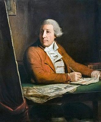 Domenico Pellegrini (painter) - Image: Accademia Domenico Pellegrini, ritratto dell'incisore Francesco Bartolozzi, 1794 CAT. 453