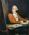 Accademia - Domenico Pellegrini, ritratto dell'incisore Francesco Bartolozzi, 1794 CAT. 453.jpg