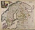 Accuratissima regnorum Sueciae, Daniae et Norvegiae tabula - CBT 5871280.jpg