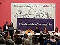 Acto con partidos -LasFeministasVotamos28A organizado por la Plataforma de Organizaciones Feministas .jpg