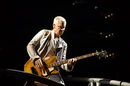 Adam Clayton performing in Utah 5-24-11.jpg