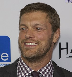 Edge (wrestler) Canadian actor and professional wrestler