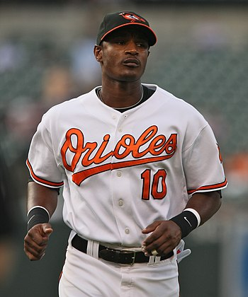 Adam Jones on June 18%2C 2009
