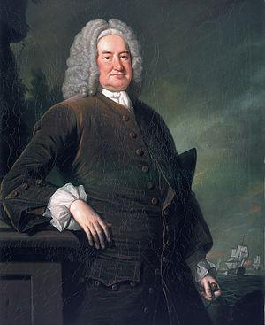 George Knapton - Image: Admiral Sir John Norris, cirka 1735