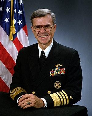 William Owens (admiral) - Admiral William Owens