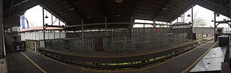 Adventure Express - Adventure Express Station (Panorama)