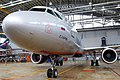 Aeroflot Airbus A320 Olympic livery unveiling-2.JPG