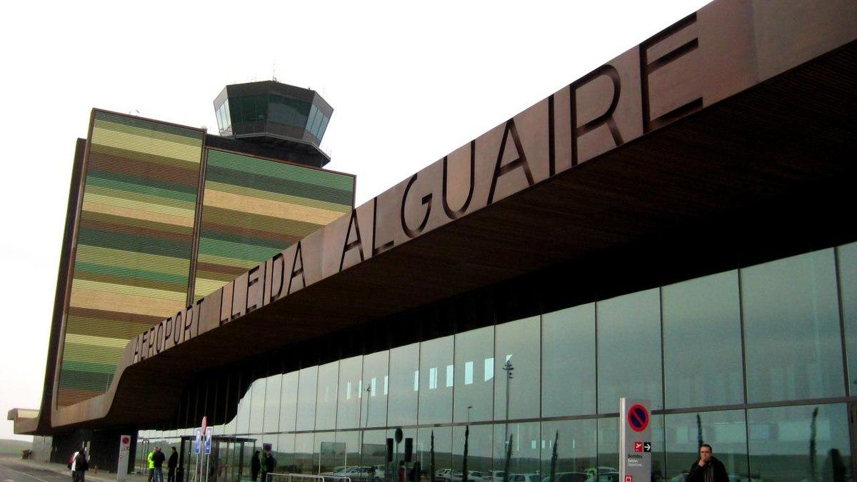 Aeropuerto de Lérida-Alguaire - Wikipedia, la enciclopedia libre