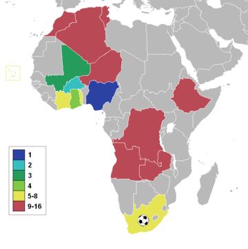 Coupe d 39 afrique des nations de football 2013 wikip dia - Coupe d afrique wikipedia ...
