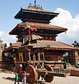 After Eartquake Bhaktapur Durbar Square.jpg