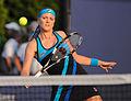 Agnes Szavay at the 2010 US Open 01.jpg