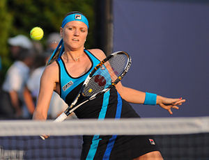 Agnes Szavay at the 2010 US Open 01.jpg
