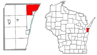 Ahnapee, Wisconsin Town in Wisconsin, United States