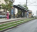 Aigaiou station Athens tram system.jpg
