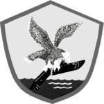 Air Anti-Submarine Squadron 24 (US Navy) insignia, 1952.png