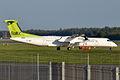Air Baltic, YL-BBT, Bombardier Dash 8-402Q (16455219892).jpg