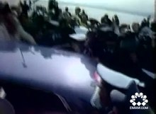 پرونده:Air France Flight 4721 (video) - - Ruhollah Khomeini's return to Iran.webm