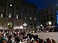 Ajuntament - Arribada de la xambanga de gegants P1160575.JPG