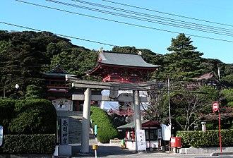 Akama Shrine - Torii of Akama Shrine