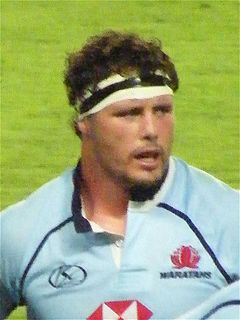 Al Baxter Australian rugby union player