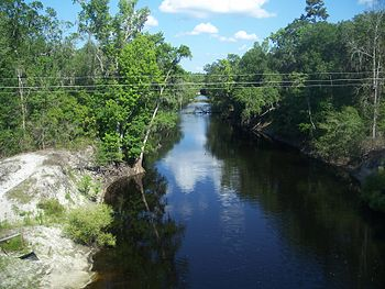 Alachua-Union FL Santa Fe River east01