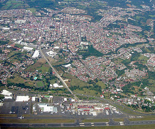Alajuela (canton) canton in Alajuela province, Costa Rica