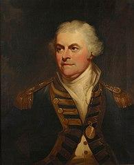 Vice-Admiral Lord Alan Gardner (1742-1808/09)