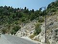 Alanya - Weg vom Hafen-Roten Turm zur Nordbastion per Fuß weg von der Strasse - direkt hoch - panoramio (2).jpg