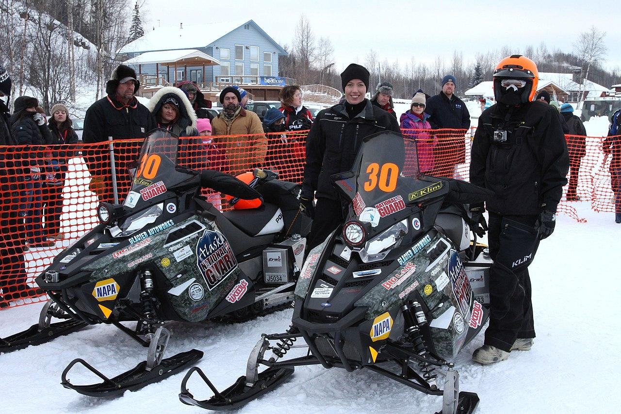 Alaska Iron Dog Snowmobile Race Length In Days