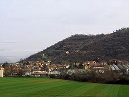 Albano Sant'Alessandro – Veduta