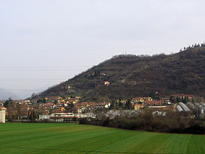 Albano Sant'Alessandro - Image: Albano zona nord 01